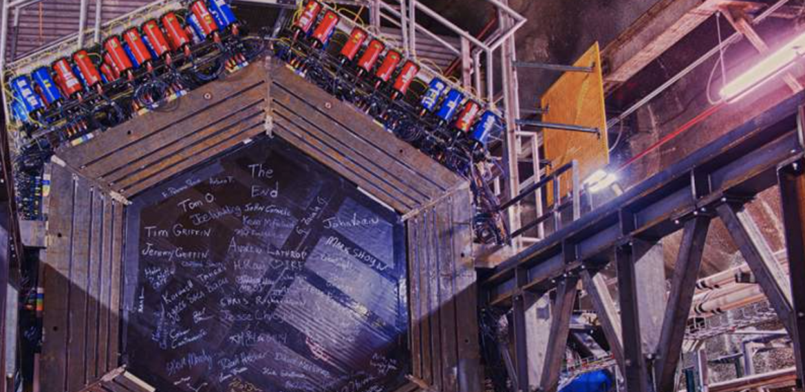 The secret: measuring an antineutrino's energy