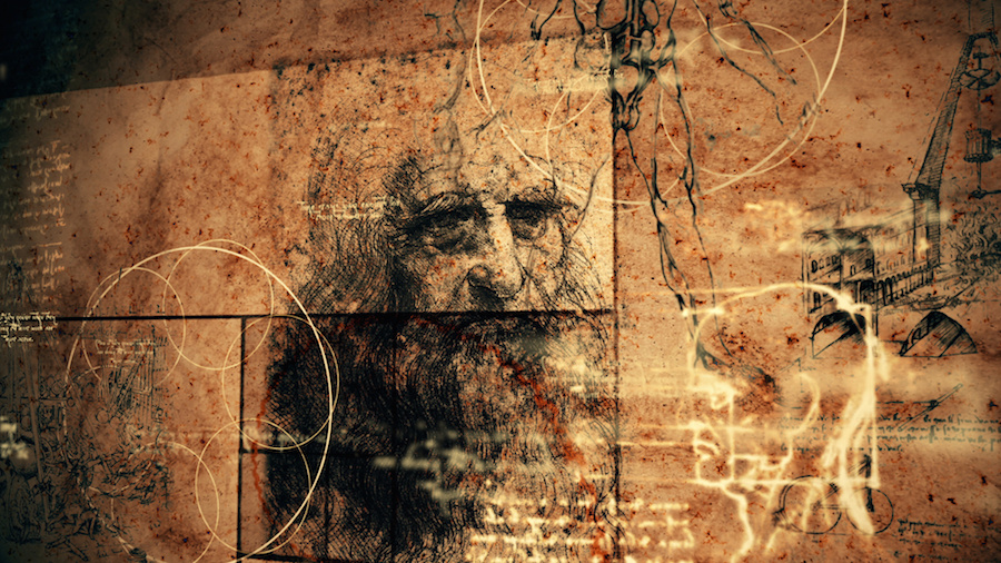 """The real Da Vinci Code"": Neutrino Energy"