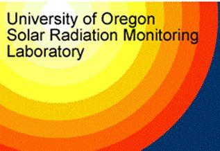 University of Oregon: Solar Radiation Monitoring Laboratory