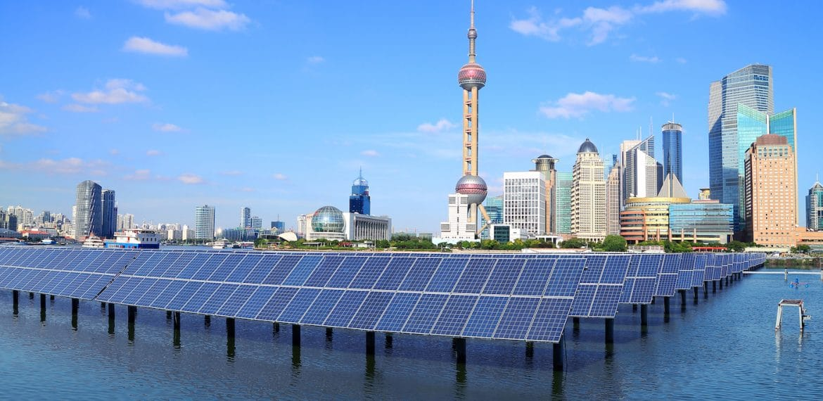 The China Example: Neutrinovoltaics Help Renewable Energy Infrastructure Grow