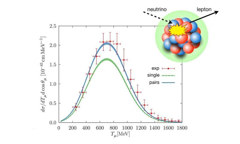 Understanding ghost particle interactions