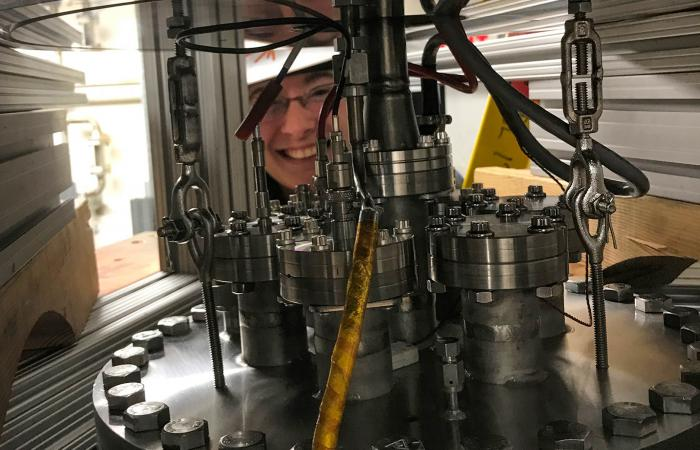 Compelling evidence of neutrino process opens physics possibilities